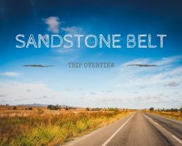 Queensland is REALLY big… (Sandstone Belt road trip)
