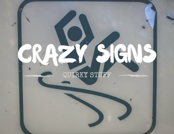 Weird and crazy signs in Queensland…