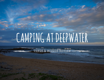 Camping at Deepwater National Park: Review