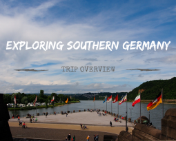 Road tripping around Southern Germany