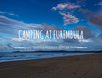 Camping at Eurimbula National Park: Review