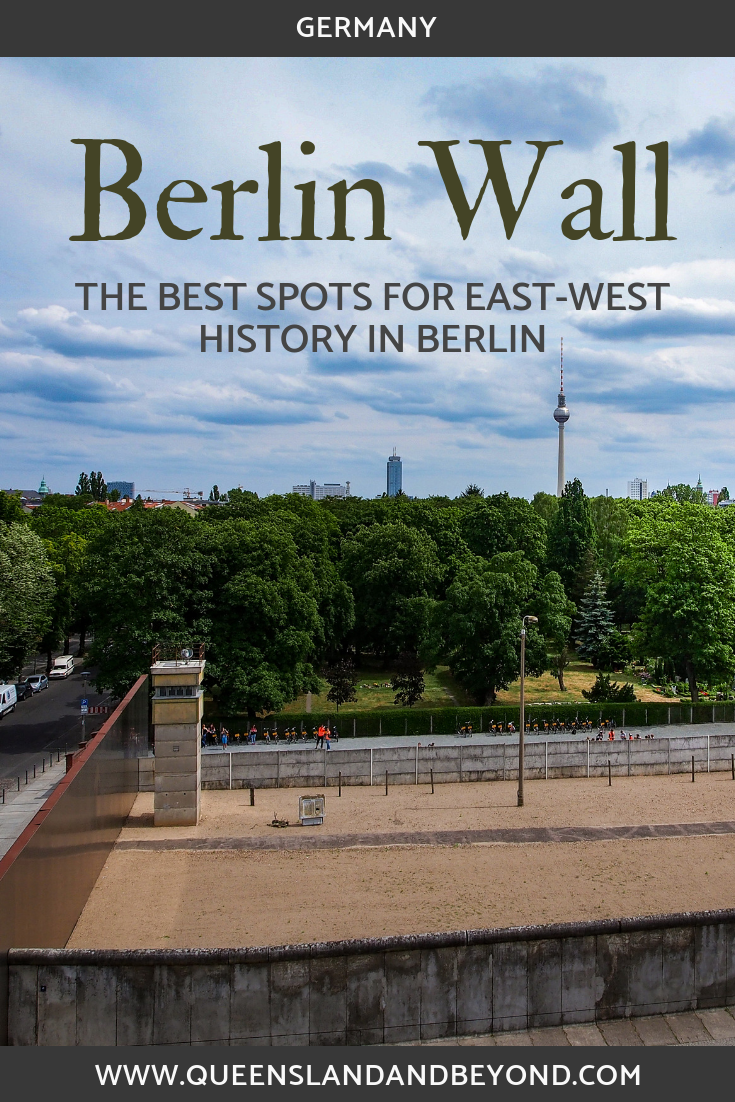 The East Side Gallery isn't the only place to trace some East German, Iron Curtain or Soviet history in Berlin. There are plenty of other options to step behind the Berlin Wall. Here are some ideas for finding out more about Berlin's past as a divided city. 🌐 Queensland & Beyond