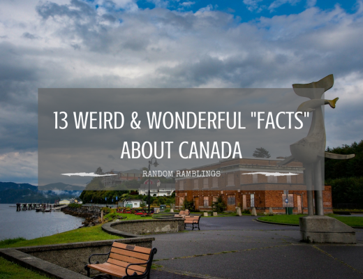13 weird and wonderful things about Canada
