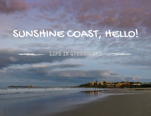 Queensland, here we are!