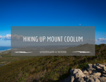 Hiking Mount Coolum: Spectacular coastal views