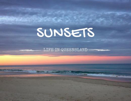 Sunsets Sunshine Coast style