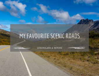My favourite scenic roads around the world