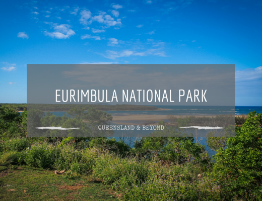 Along the Discovery Coast: Eurimbula National Park