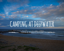 Camping at Deepwater National Park: Review