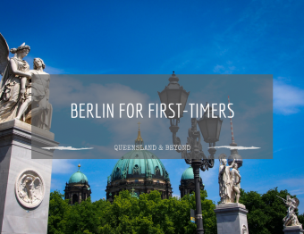Meeting Berlin: Famous landmarks