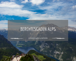 Exploring mountains and lakes: Berchtesgaden Alps