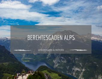 Exploring mountains and lakes: Berchtesgaden Alps