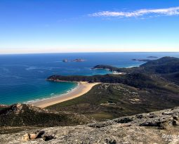Fernweh Postcard from Wilsons Prom