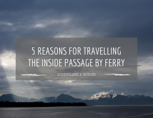 5 reasons to travel the Inside Passage by ferry