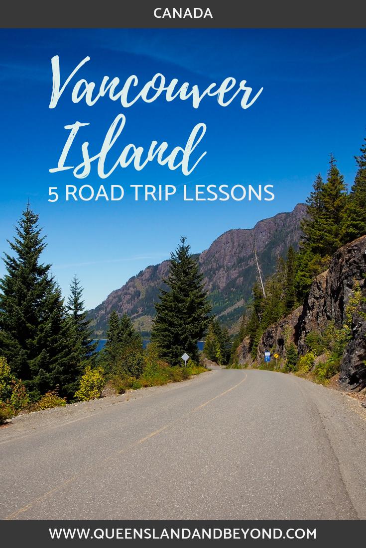 Vancouver Island road trip