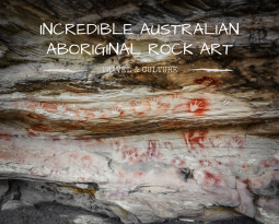Incredible Aboriginal rock art in Queensland