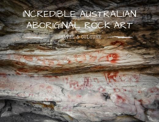 Incredible Aboriginal rock art in Queensland
