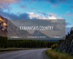 A snapshot of stunning Kananaskis Country