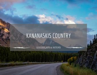 A snapshot of stunning Kananaskis Country