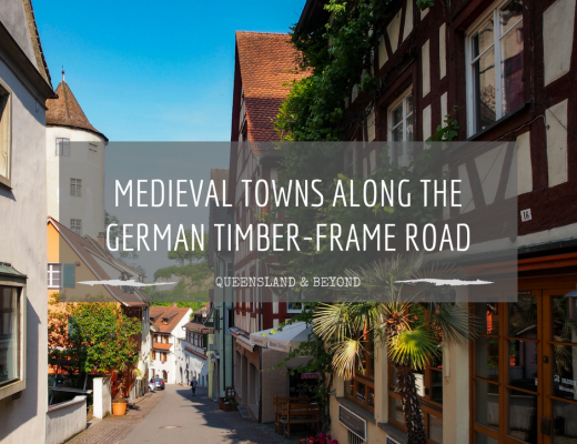 4 quaint towns on a German timber-frame road trip