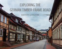 4 quaint towns along the German timber-frame road