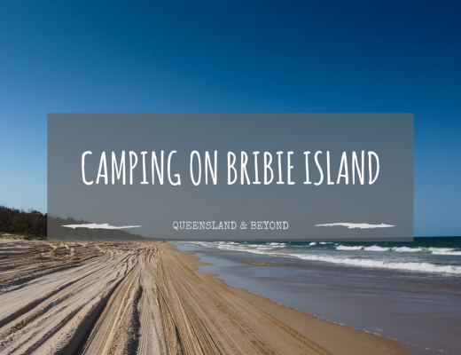 Bribie Island: Camping Review