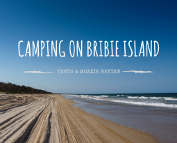 Camping on Bribie Island: Review