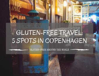 5 gluten-free eateries in Copenhagen