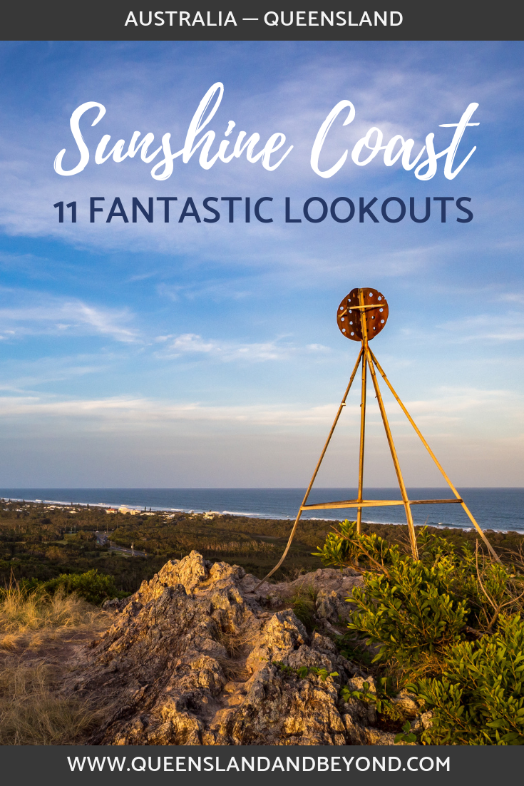 Lookouts on the Sunshine Coast