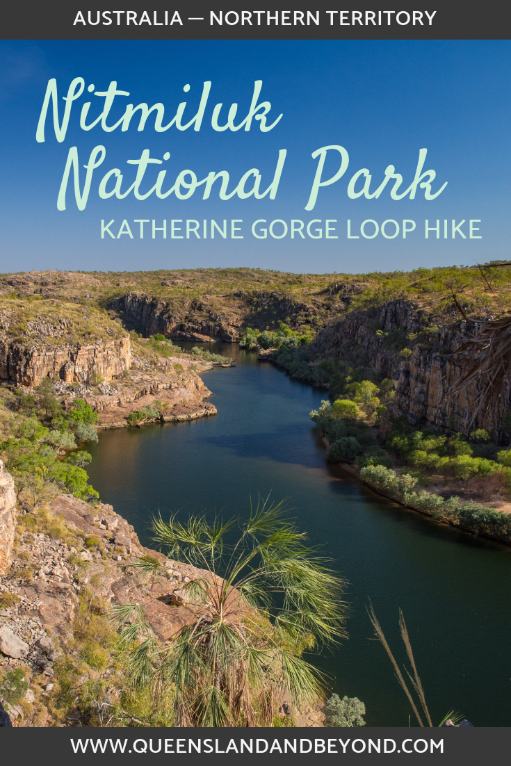 Hiking Nitmiluk National Park