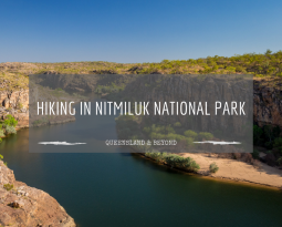 Hiking Nitmiluk National Park: Katherine Gorge Walks