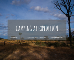 Expedition National Park: Camping Options