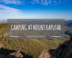 Mount Kaputar: Camping review