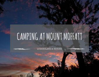 Mount Moffatt (Carnarvon): Camping Guide