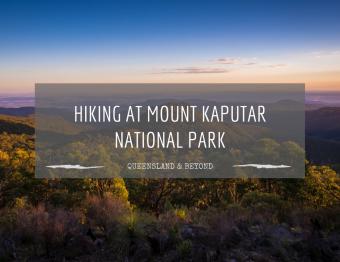 5 short hiking trails at Mount Kaputar National Park