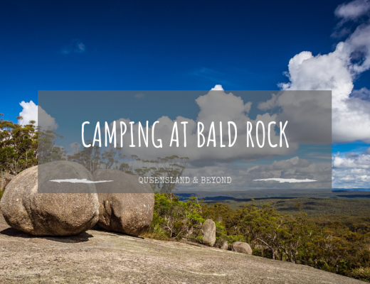 Bald Rock National Park: Camping Review
