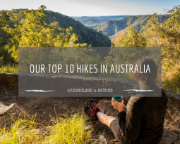 10 of our favourite hiking trails in Australia