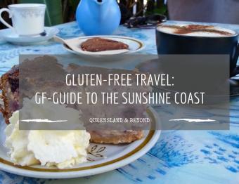 My favourite gluten-free spots on the Sunshine Coast