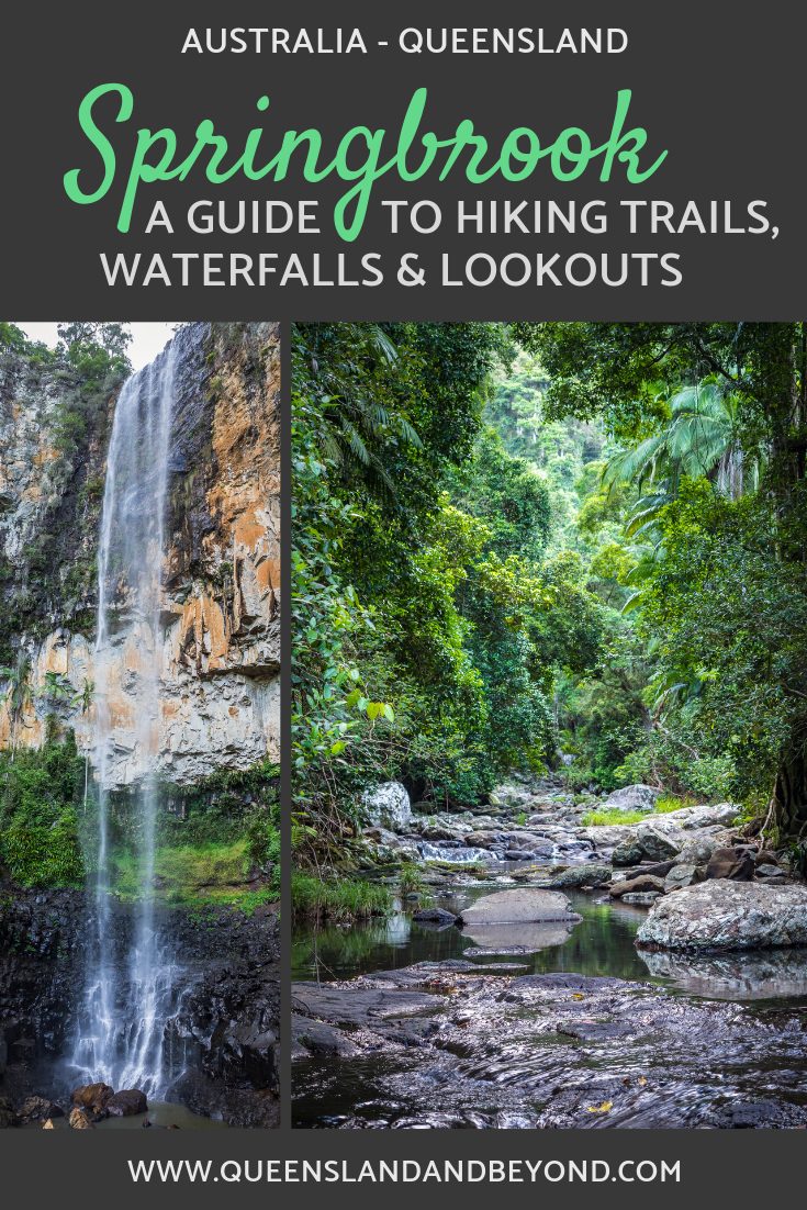 Springbrook is an amazing national park in the Gold Coast Hinterland. Chase waterfalls, go hiking, see the glow worms cave or just enjoy the vistas from one of the lookouts. Here are my favourite Springbrook hikes, waterfalls and where to find the glow worms.