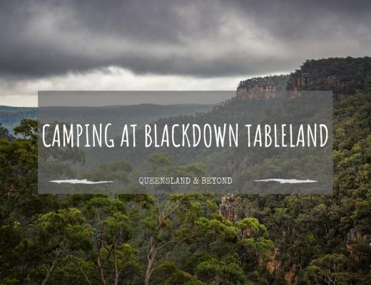 Blackdown Tableland: Camping Guide