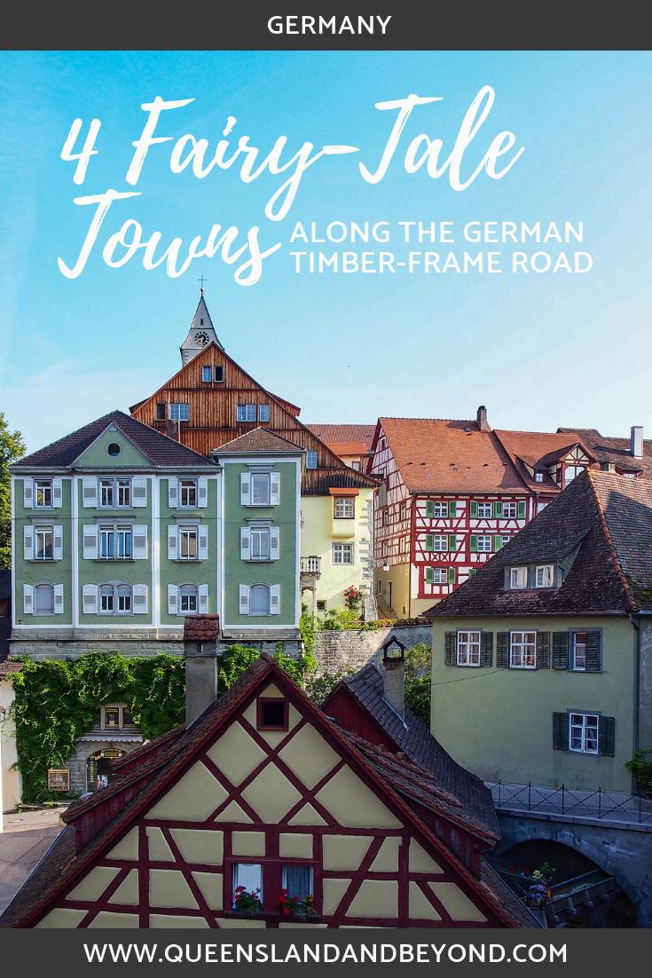 German Timber-Frame Road