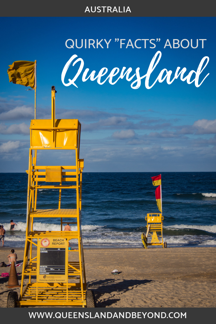 """Facts"" about Queensland"