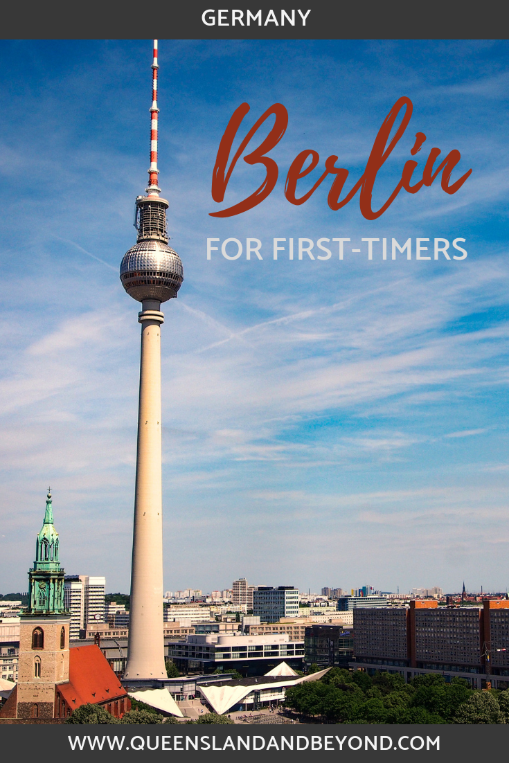 Berlin for First-Timers
