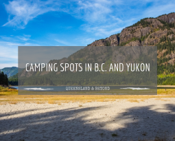 My top 7 camping spots in BC and the Yukon
