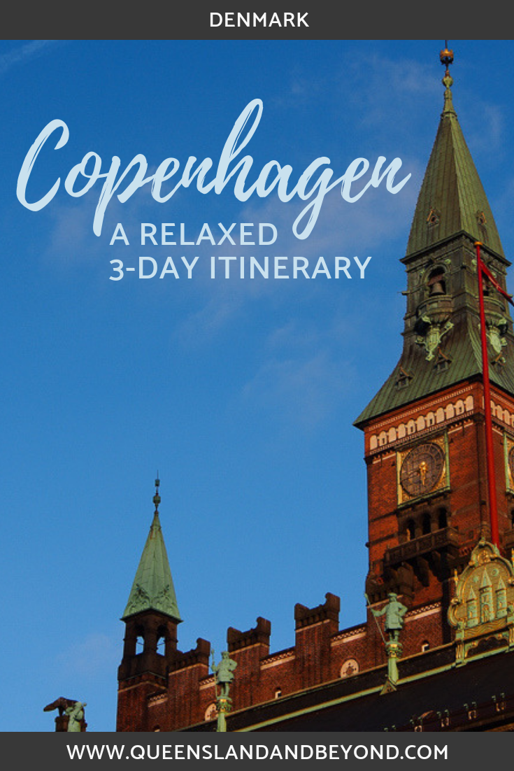 The Townhall in Copenhagen, Denmark