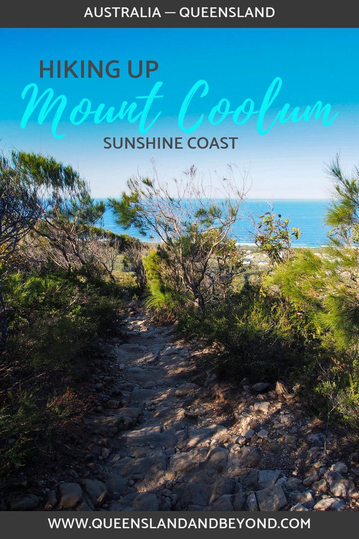 Hiking Mount Coolum, Sunshine Coast