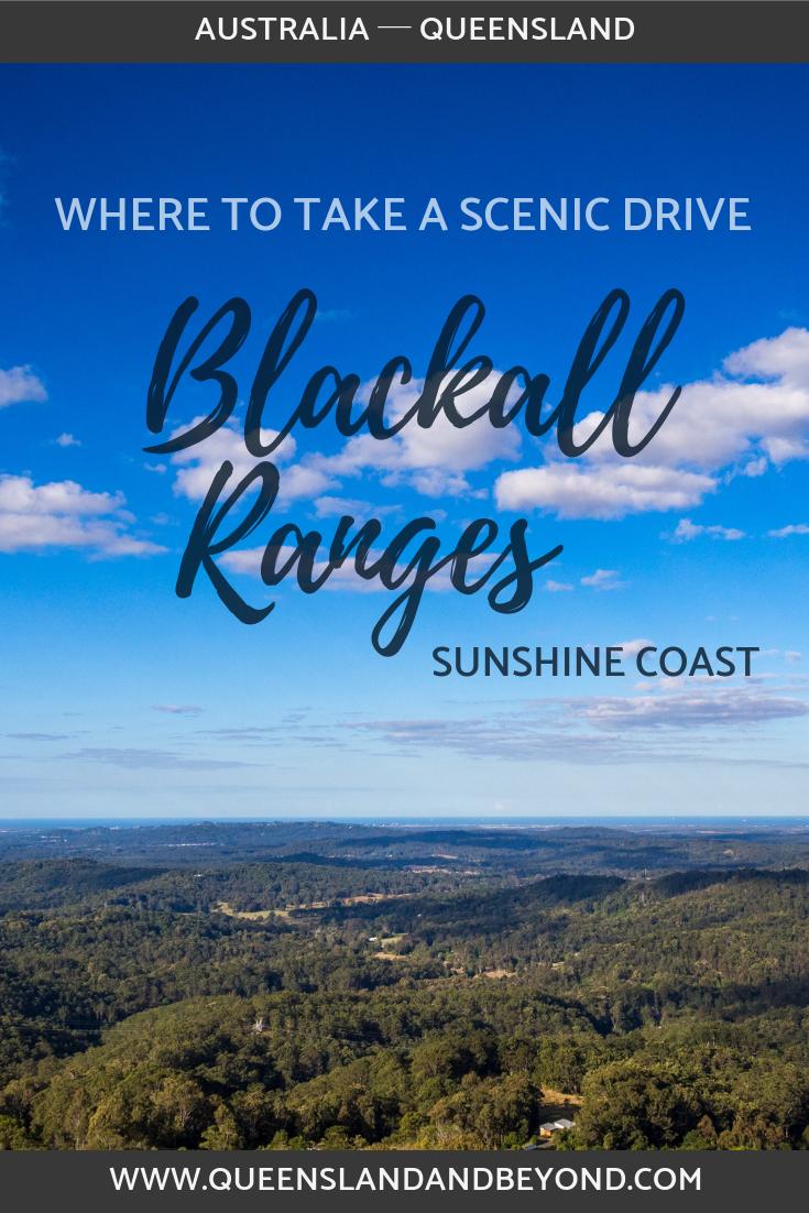 Blackall Range scenic drive