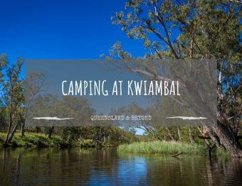 Kwiambal National Park: Camping options