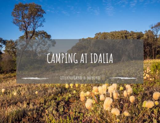 Idalia National Park: Camping Guide
