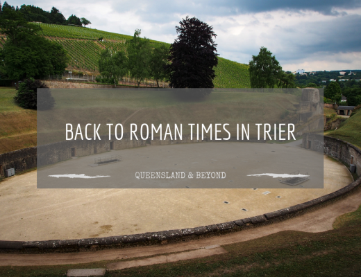 Back to Roman Times: Visiting the Roman Ruins in Trier